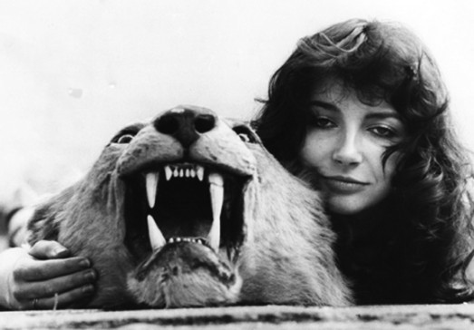 Kate Bush - always been a little weird